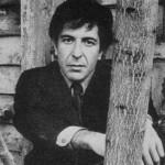 Leonard Cohen picture