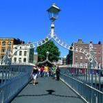 Dublin's Halpenny Bridge