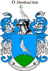 Sheehan coat of arms