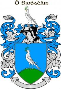 Sheehan coat of arms