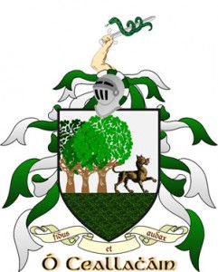 OCallaghan coat of arms