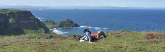 honeymoon in Ireland