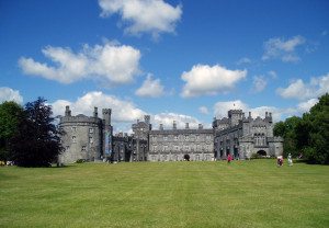 Kilkenny Castle- one of Ireland's National Heritage Sites now open for weddings.
