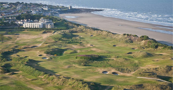 Portmarnock Gof Club tops Golf Digest of Ireland rankings for 2014