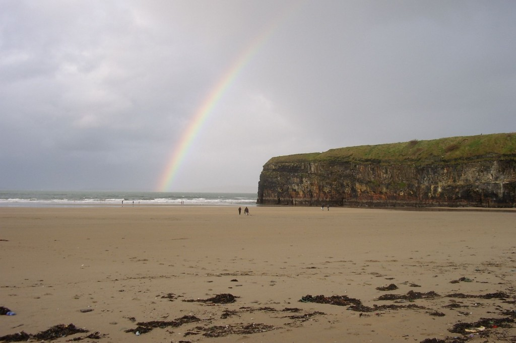 Ballybunion Beach in Ireland