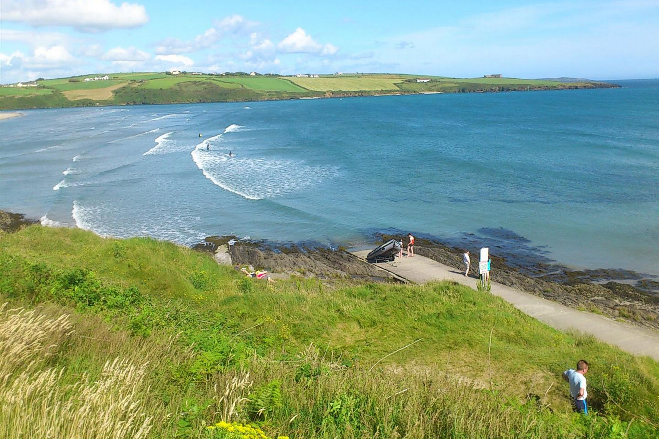 Inchydoney Beach in County