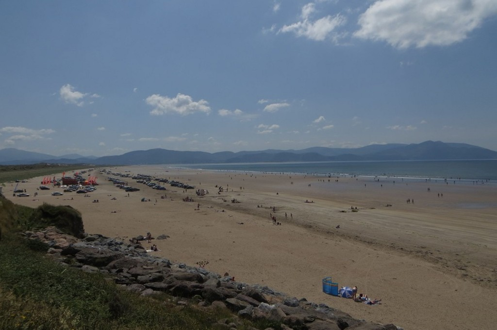 Inch Beach in County Kerry | Ireland Vacations