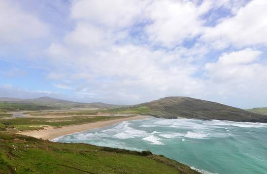 Barley Cove, Co. Cork: Set near the southwesternmost tip of Ireland, Barleycove is one of the most remote Blue Flag beaches in the country. A perfect stop on your way to or from Mizen Head.