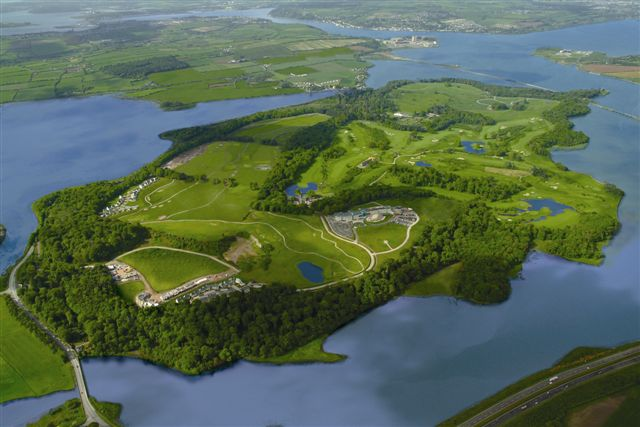 Fota Island Cork Golf Club, one of the many world-class golf courses available for avid golfers in Ireland