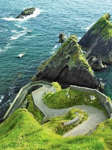 The Wild Atlantic Way- Ireland's newest and biggest attractions.