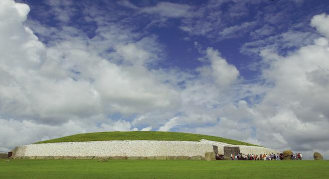 Newgrange in County Meath