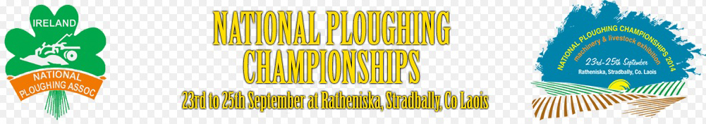 Irish National Ploughing Championships 2014