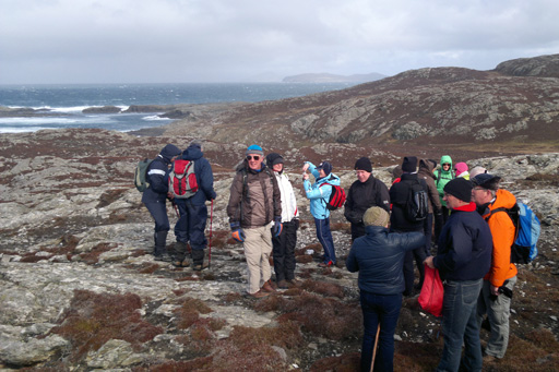 Connemara Four Seasons Walking Tour