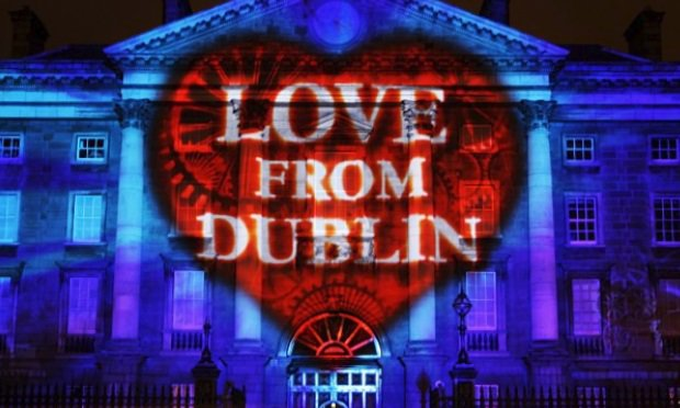 Dublin's New Years Festival runs from the 29th December until the 1st January.