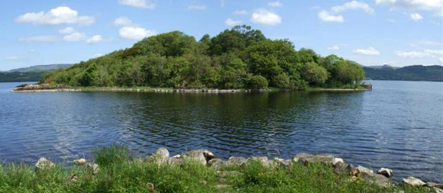 The Lake Isle of Innisfree; is set to be regularly visited in 2015 as part of the year long celebration of the life of WB Yeats