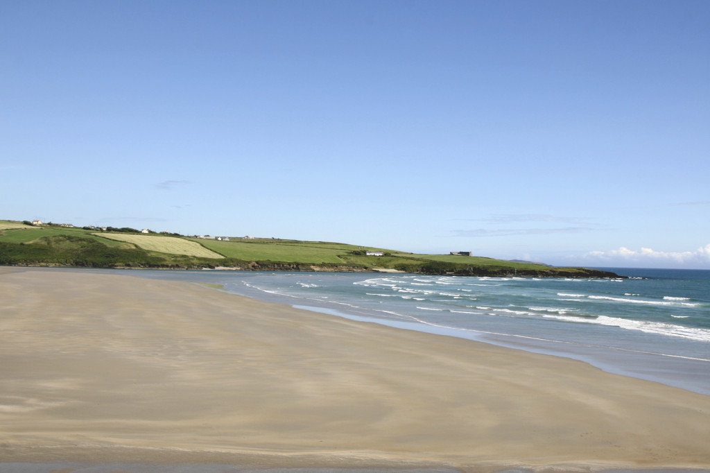 Inchydoney Beach in West Cork has recently been named the Country's Best Beach by Tripadvisor.