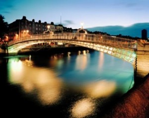 Between 2010 and 2015, the number of tourists visiting Dublin city rose by 33%.