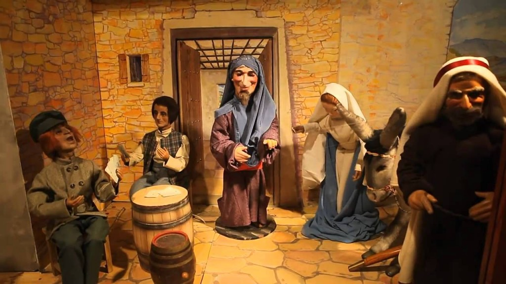 The Moving Crib in Dublin City | Christmas Event