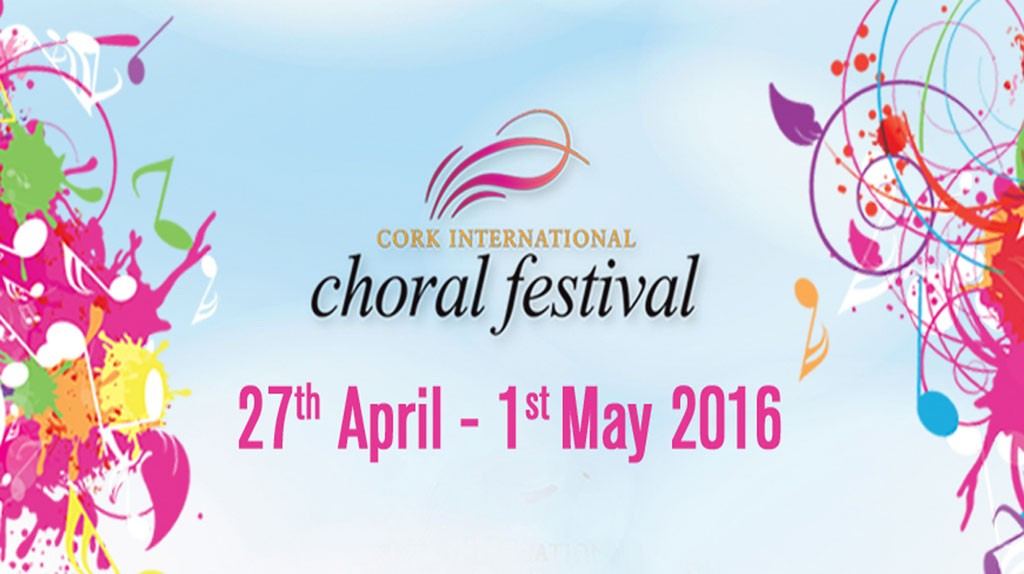 Cork City is set to come alive from today until the 1st May with the 62nd International Cork Choral Festival
