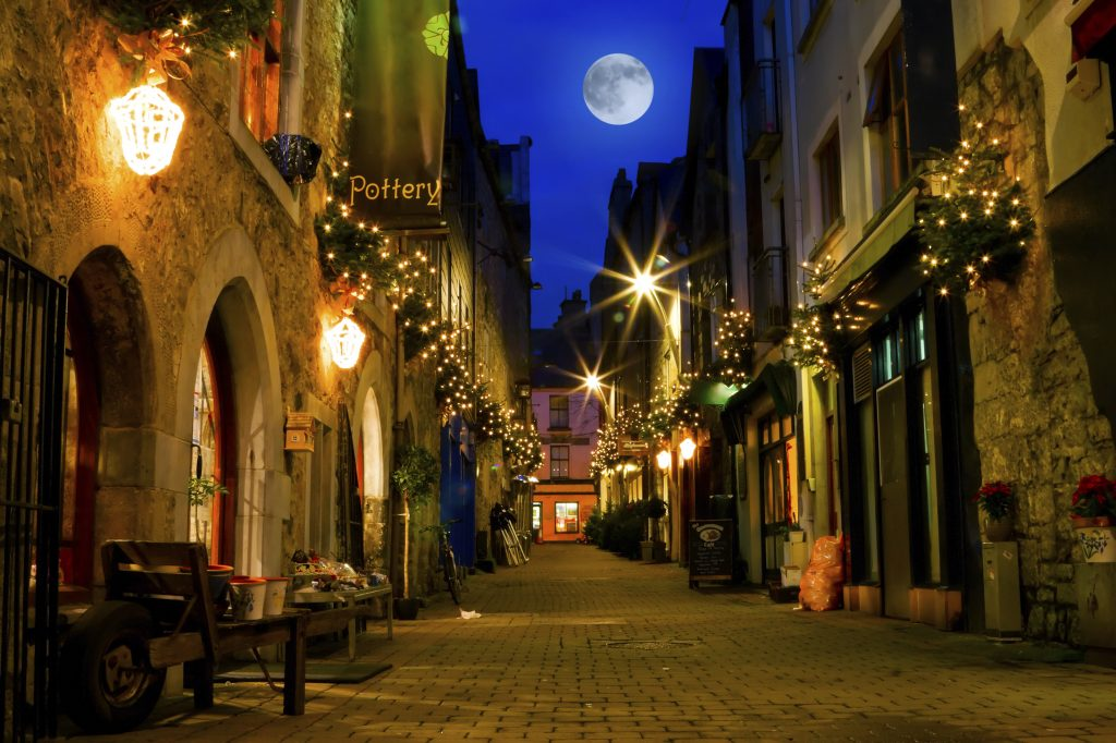 Dublin and Galway Dublin and Galway have been voted amongst the top six friendliest cities in the world, according to the leading Condé Nast Traveler Magazine.