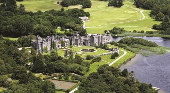 "Ashford Castle in County Mayo was awarded the coveted title of ""Ireland's best five-star hotel"" at the 28th Annual Keelings Farm Fresh Gold Medal Awards"