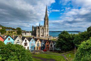 St. Colman's Catherdraln Cobh, Ireland