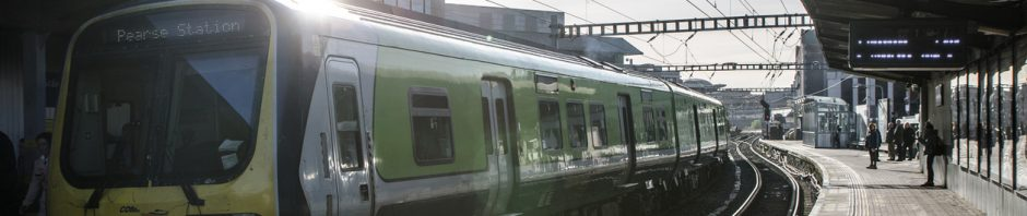 Rail tours of Ireland