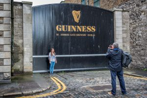 Guiness Storehouse group vacation tours in Ireland